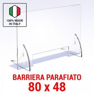 BARRIERA PARAFIATO BASSA | 80x48 cm