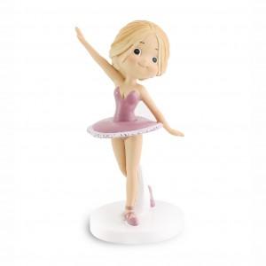 Ballerina grande senza base