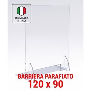 BARRIERA PARAFIATO ALTA | 120x90 cm