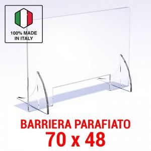 BARRIERA PARAFIATO BASSA | 70x48 cm