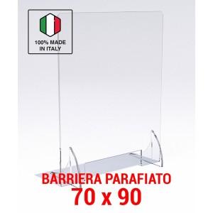 BARRIERA PARAFIATO ALTA | 70x90 cm