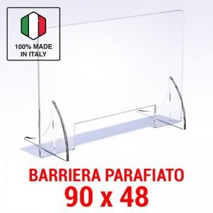 BARRIERA PARAFIATO BASSA | 90x48 cm